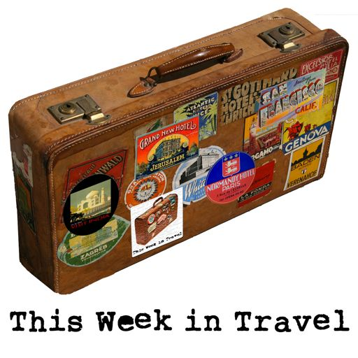 Cover art for podcast This Week in Travel
