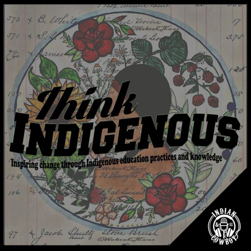 Cover art for podcast Think Indigenous
