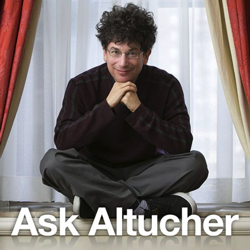 Cover art for podcast Ask Altucher