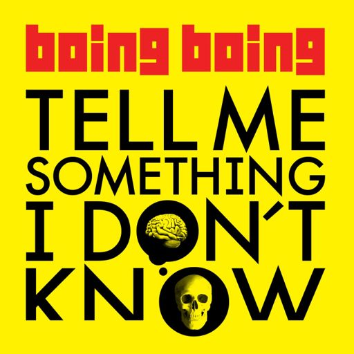 Cover art for podcast Tell Me Something I Don't Know