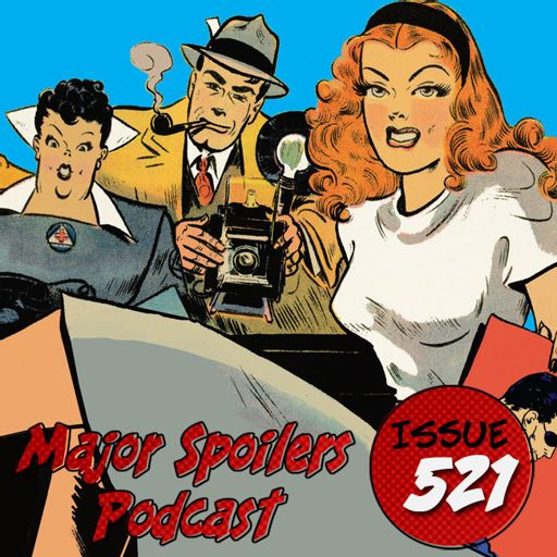 6de5c6d5f84d Major Spoilers Podcast  521  Comic Strips from Major Spoilers Comic ...