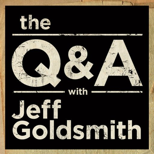 Cover art for podcast The Q&A with Jeff Goldsmith