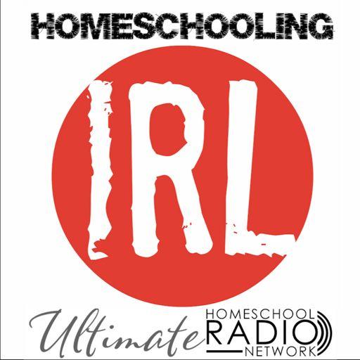 Cover art for podcast Homeschooling IRL