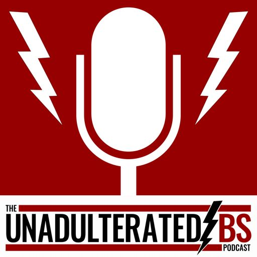 Cover art for podcast The Unadulterated BS Podcast