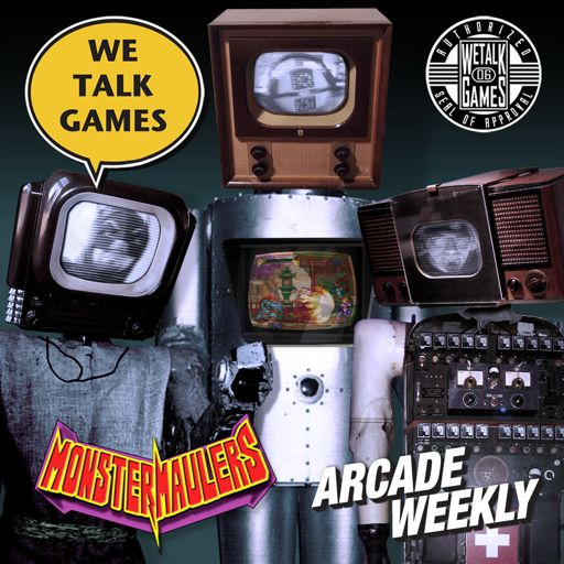We Talk Games 190 Monster Maulers from We Talk Games on