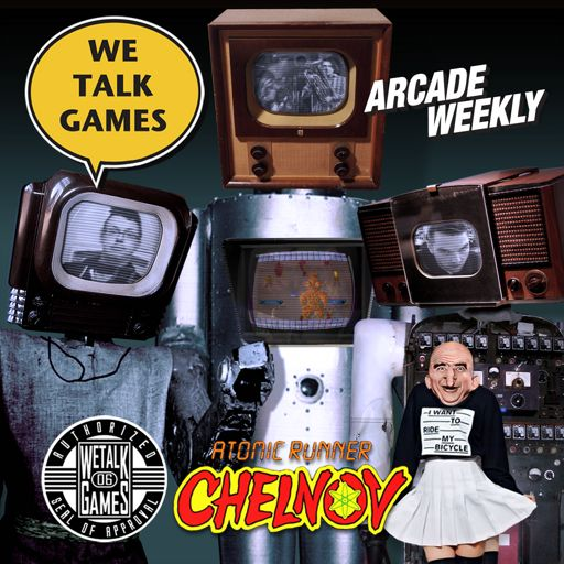 We Talk Games 2,162 Chelnov from We Talk Games on RadioPublic