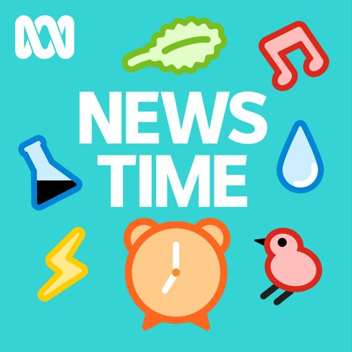 Cover art for podcast ABC KIDS News Time