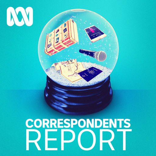 Cover art for podcast Correspondents Report
