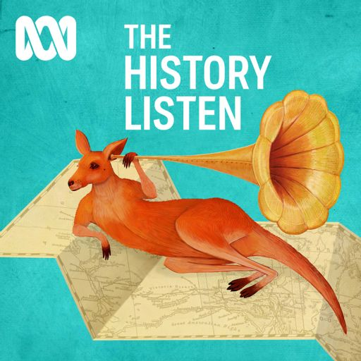 Cover art for podcast The History Listen