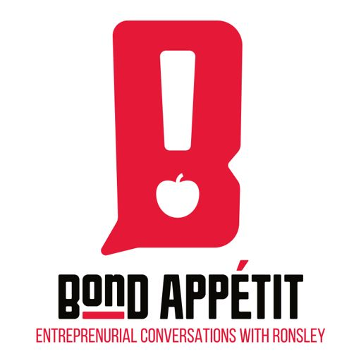 Cover art for podcast Bond Appetit with Ronsley Vaz