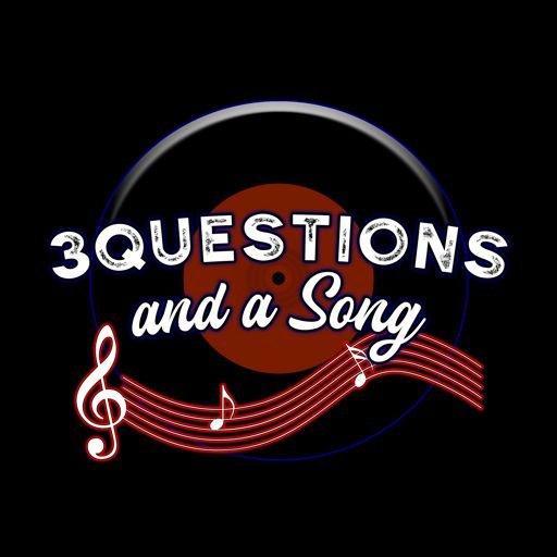 Cover art for podcast 3 Questions and a Song