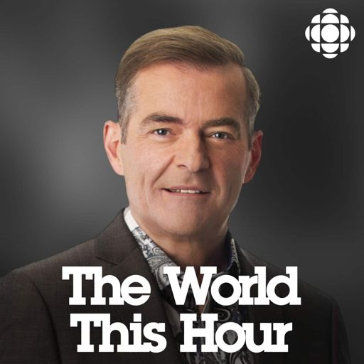 Cover art for podcast CBC News: The World This Hour