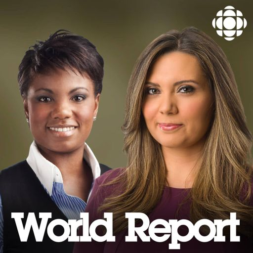 Cover art for podcast CBC News: World Report