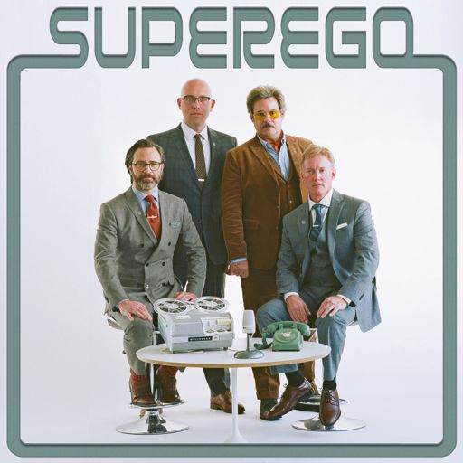 Cover art for podcast Superego