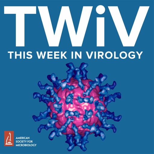 Cover art for podcast This Week in Virology