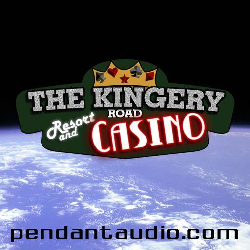 Cover art for podcast The Kingery sci-fi crime audio drama
