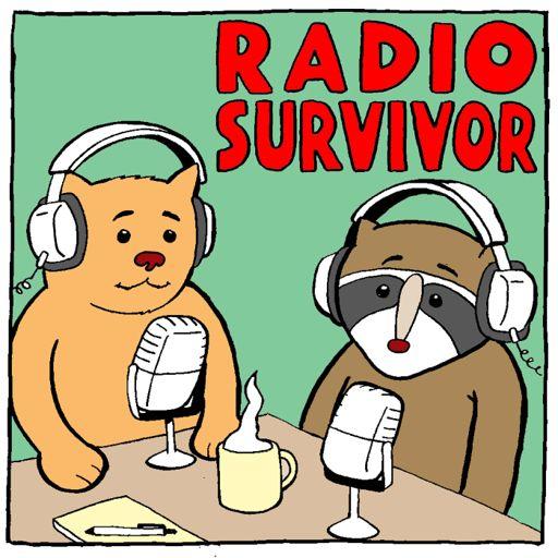 Cover art for podcast Radio Survivor Podcast