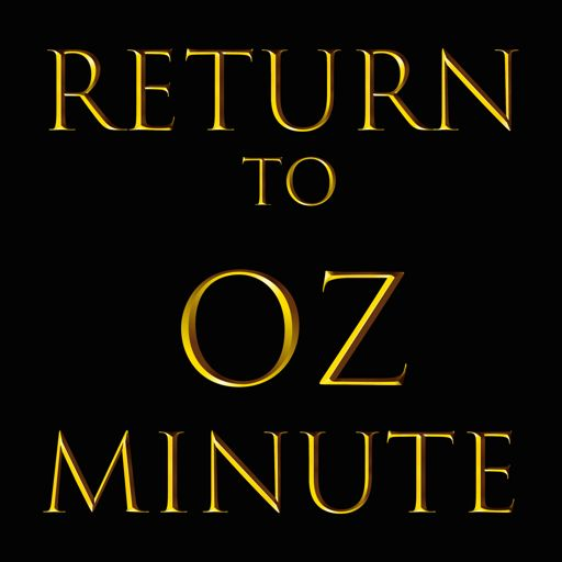 Cover art for podcast Return to Oz Minute