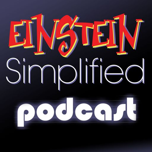 Cover art for podcast Einstein Simplified – Podcast
