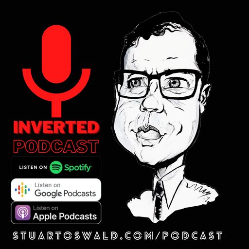 Cover art for podcast Inverted Podcast by Stuart Oswald