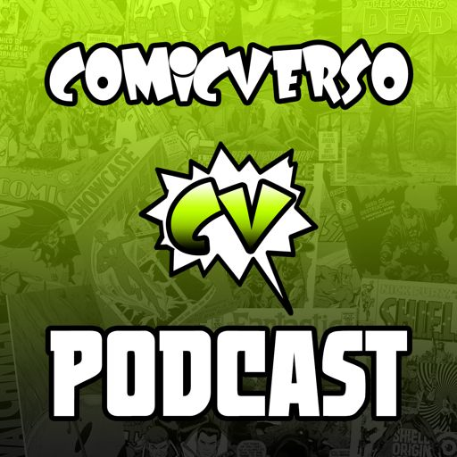 Cover art for podcast Comicverso