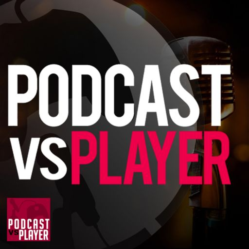 Cover art for podcast Podcast vs Player
