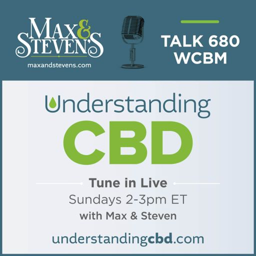 Cover art for podcast Understanding CBD with Max and Steven as heard on WCBM Radio