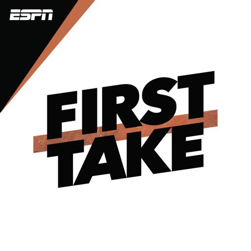 Cover art for podcast First Take