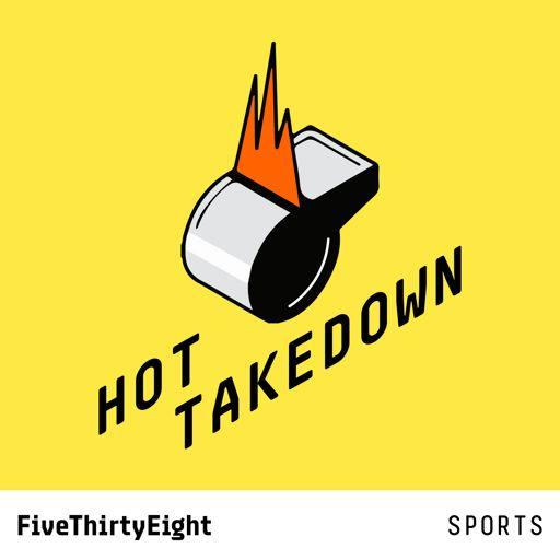 Cover art for podcast Hot Takedown