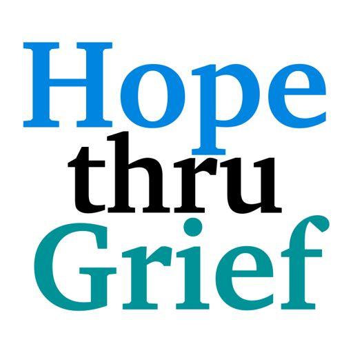 Cover art for podcast Hope Thru Grief