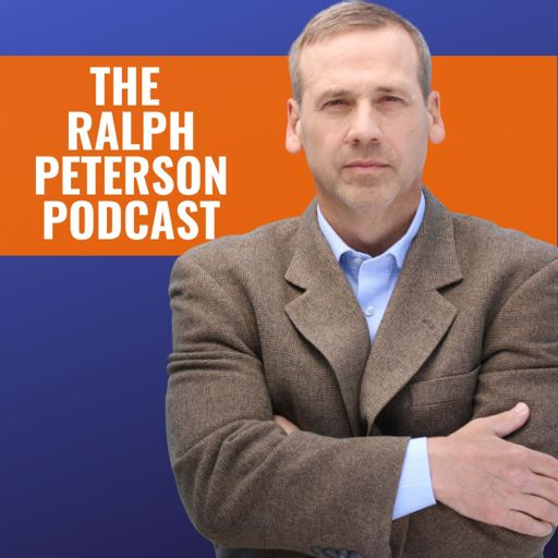 Cover art for podcast The Ralph Peterson Podcast