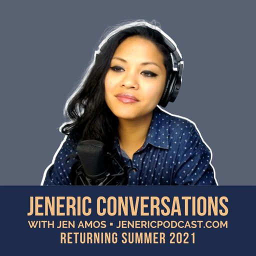 Cover art for podcast Jeneric Conversations
