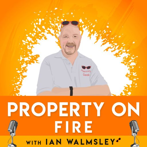 Cover art for podcast Property on Fire