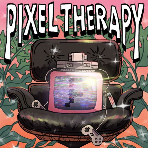 Cover art for podcast Pixel Therapy Pod