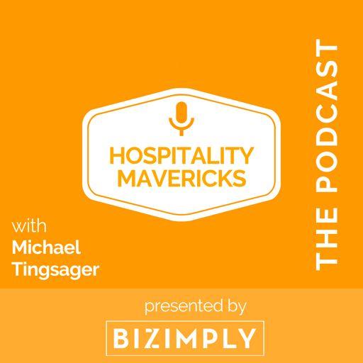 Cover art for podcast Hospitality Mavericks Podcast