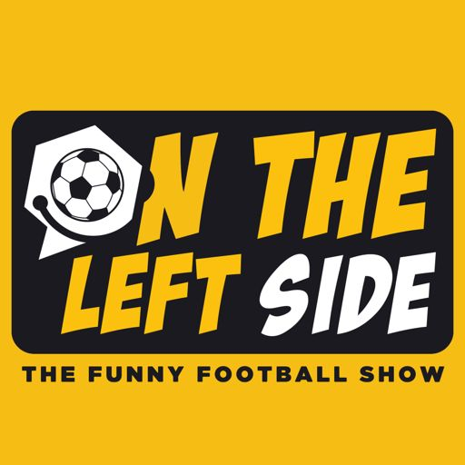 Cover art for podcast On The Left Side: The Funny Football Show