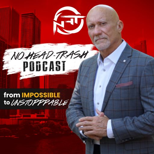 Cover art for podcast The No Head-Trash Nation