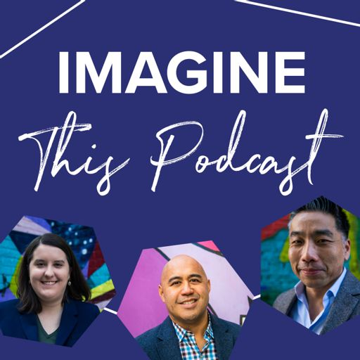 Cover art for podcast Imagine This Podcast