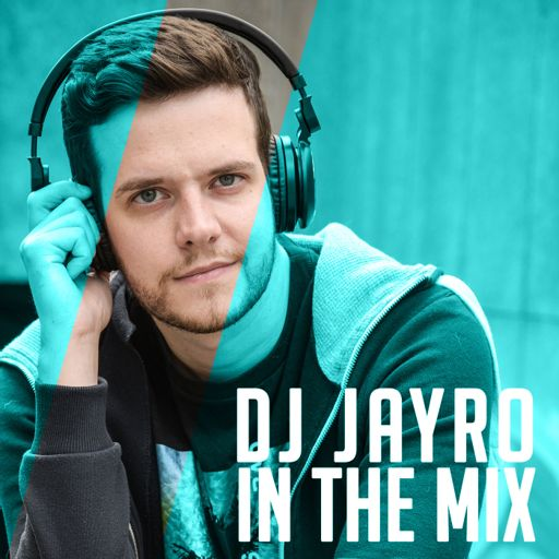 Cover art for podcast DJ JayRo In The Mix