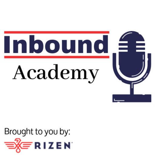 Cover art for podcast Inbound Academy is a weekly podcast filled with advice that will help you grow your business. Using