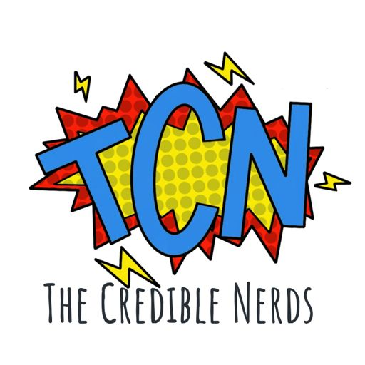 Cover art for podcast The Credible Nerds