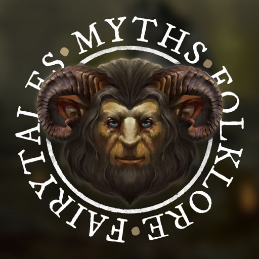 Cover art for podcast Myths, Folklore, and Fairytales