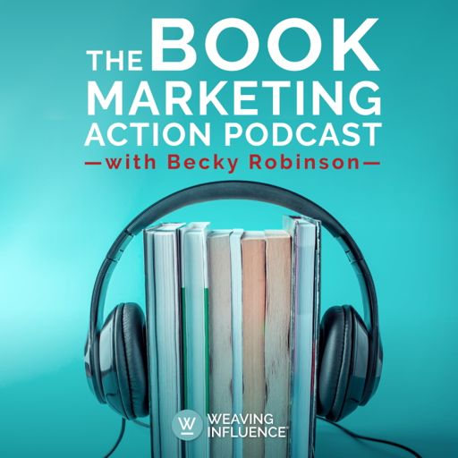 Cover art for podcast The Book Marketing Action Podcast