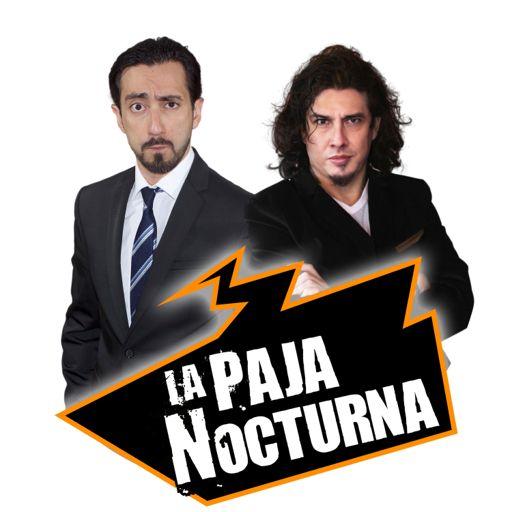 Cover art for podcast La Paja Nocturna Podcast