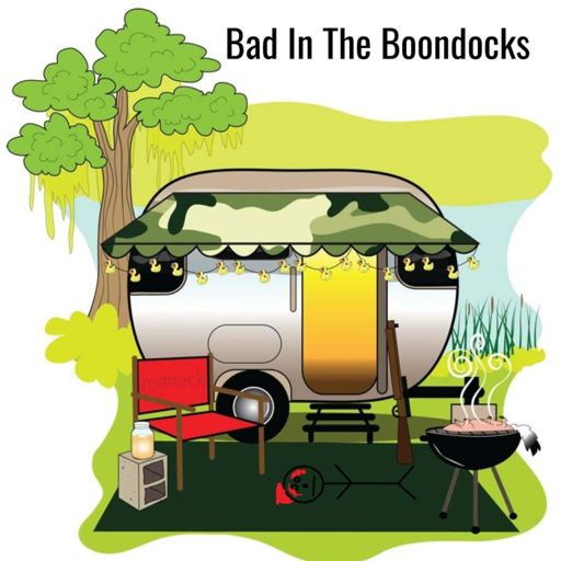 Cover art for podcast Bad In The Boondocks