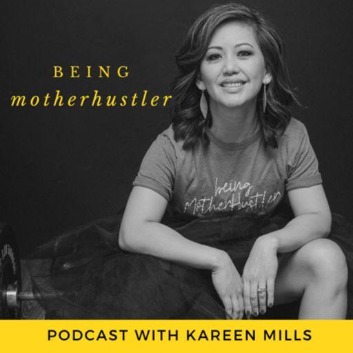Cover art for podcast Being Motherhustler