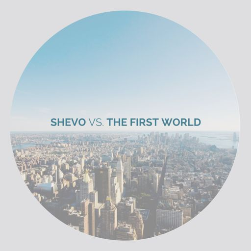 Cover art for podcast ShEvo vs. The First World | A Skeptical Look at Western Culture