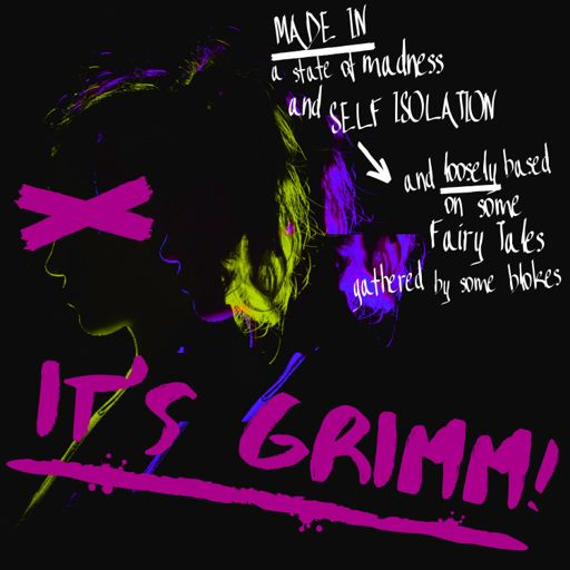 Cover art for podcast It's Grimm!