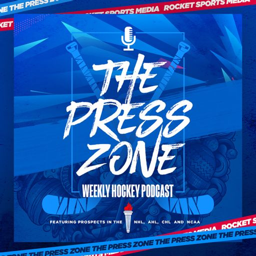 Cover art for podcast The Press Zone