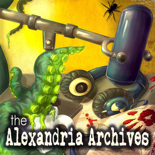 Cover art for podcast The Alexandria Archives